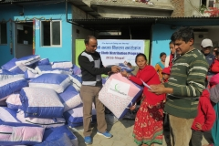 24 03 Winter Cloth Distribution in Nepal, 2017