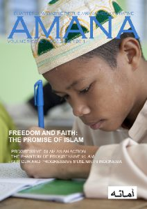 Book Cover: AMANA Vol 5 Issue 3, December 2011