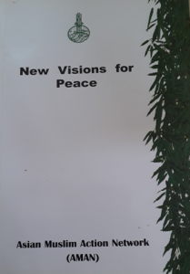 Book Cover: New Visions for Peace