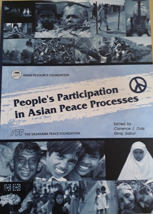 Book Cover: People's Participation in Asian Peace Processes