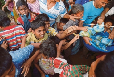 Rohingya genocide must end
