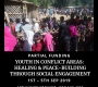 Youth in Conflict Areas: Healing and Peace-building through Social Engagement