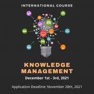 Knowledge Management – Online Training