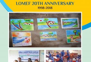 LOMEF 20TH ANNIVERSARY, 1998 -2018