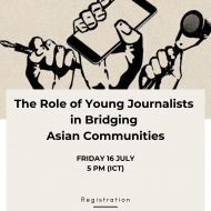 The Role of Young Journalists in Bridging Asian Communities